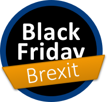 Black Friday, Mini-Makeovers, Feature Recap & Brexit